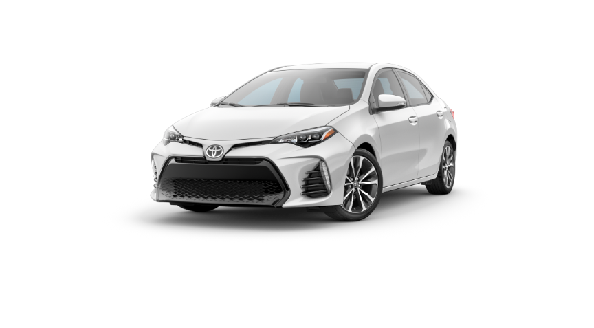 What Color Options Are Available For The 2018 Toyota Corolla