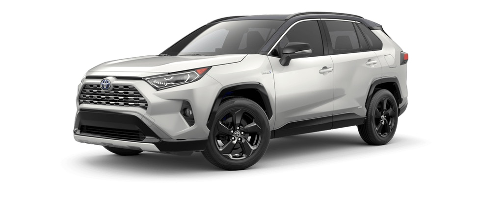 What Color Options Are Available With The 2019 Toyota Rav4 Ammaar S Toyota Vacaville